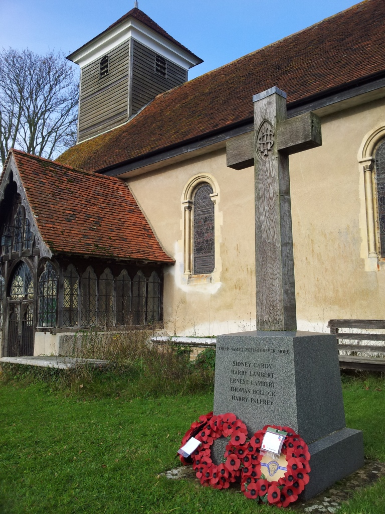 Photo taken at Saint Mary The Virgin, Wiston, Suffolk